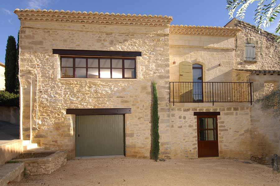 maison-uzes-ancien-contemporain